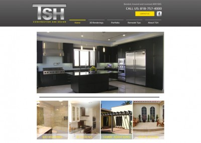 TSH Construction and Design