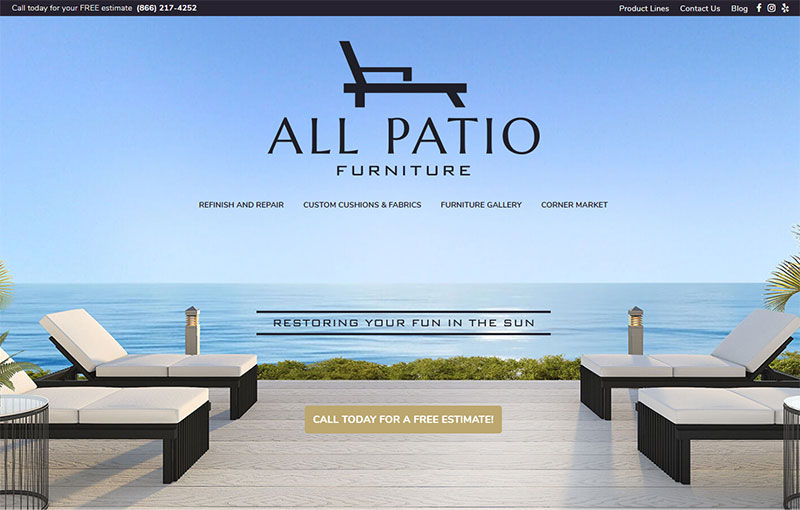 All Patio Furniture
