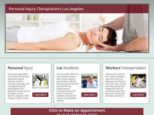 The Los Angeles Chiropractors