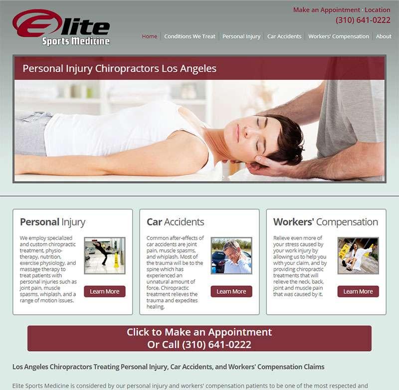 The Los Angeles Chiropractors